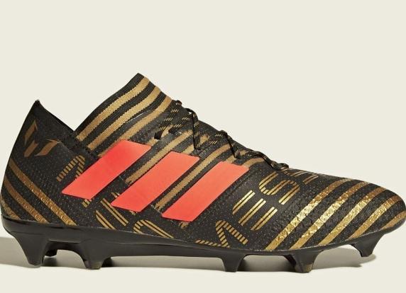 Las botas de Messi