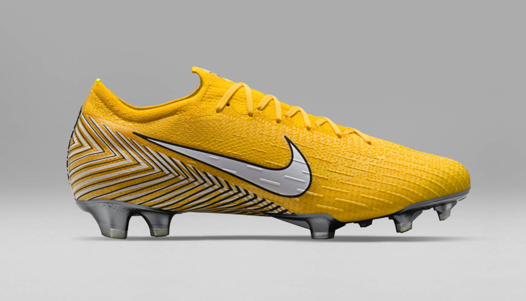 Las botas de Neymar